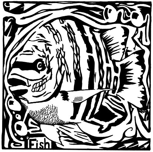 Fish Maze.