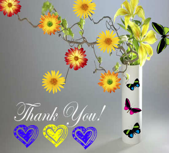 flowerly Thank you