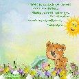 Bear Birthday Thanks...