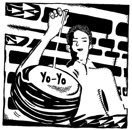 Yo Yo Maze.
