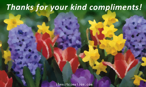 Kind Compliments.