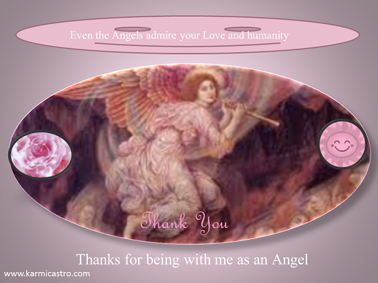 Thank You Angel.