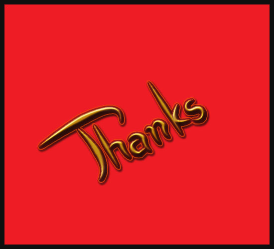 Thanks For All...