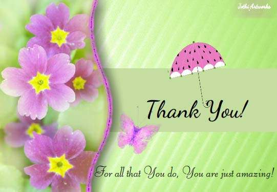 thanks  you are amazing  free for everyone ecards