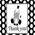 Zebra Thank You.