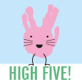 Thank You And High Five!