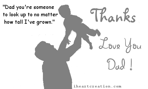 Thanks Dad Free Family eCards Greeting Cards – 123 Greetings Birthday Cards for Dad