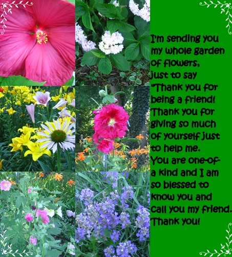 Thank You For Being My Friend! Free Friends Ecards, Greeting Cards
