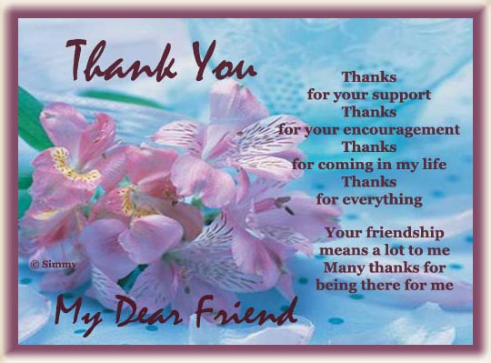 Many Thanks My Friend...