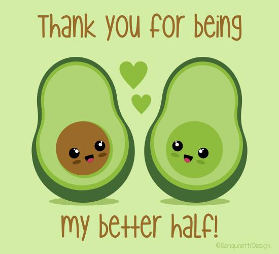 Avocado Better Half.