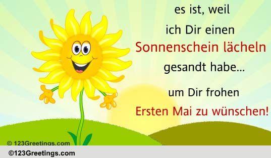 German Geburtstag Cards Free German   123 Greetings