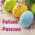 Home : World Languages : Spanish - Ten Una Bendita Y Feliz Pascua.
