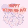 Delicate Wedding Flowers.