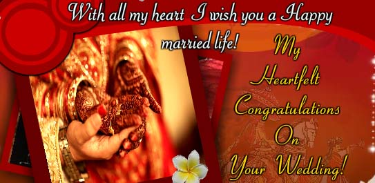 Indian Wedding Congratulations Free Congratulations Ecards