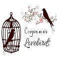 Love Birds Congratulations!