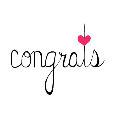 Congrats - Scripted Heart.