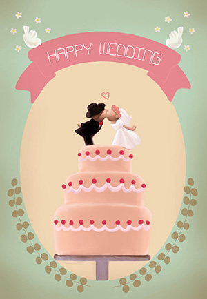 Happy Wedding!