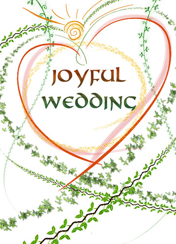Joyful Wedding Wishes...