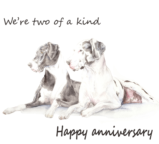 Two Of A Kind Anniversary!