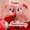 Happy Anniversary My Sweetheart.