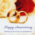 Cute Anniversary Wishes For A Couple.
