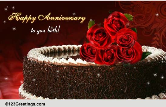 Anniversary Family Wishes Cards Free Anniversary Family Wishes