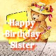 To My Blessed Sister!