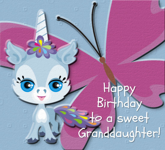 Birthday Wishes For Granddaughter.