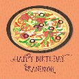 Grandson Pizza Birthday.
