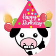 Moo-Rvelous Moments On Ur Birthday!
