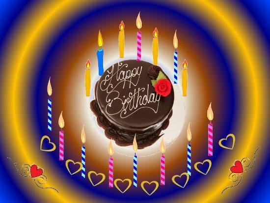 Sparkling Birthday Wishes Free Happy ECards Greeting