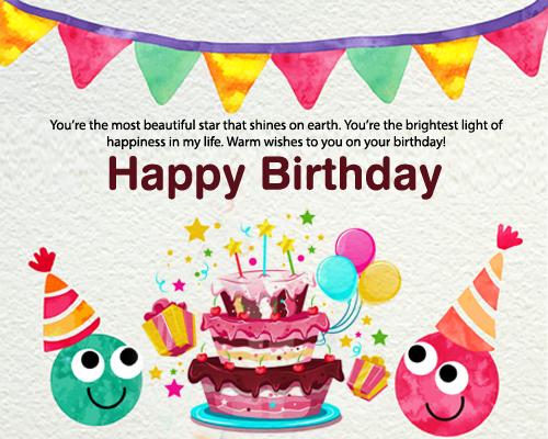 floral happy birthday wishes free happy birthday ecards