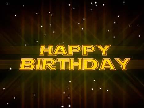 Sehr Happy Birthday Star Wars Free ECards Greeting CX44