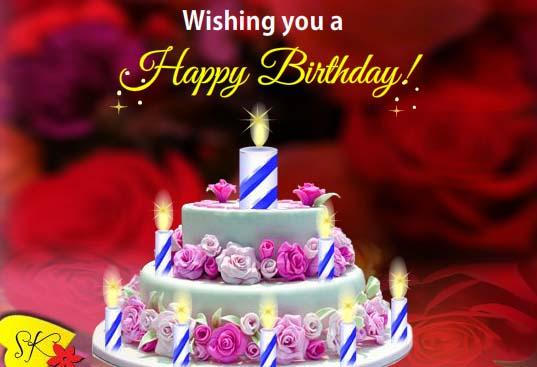 Send Your Ecard Beautiful Birthday
