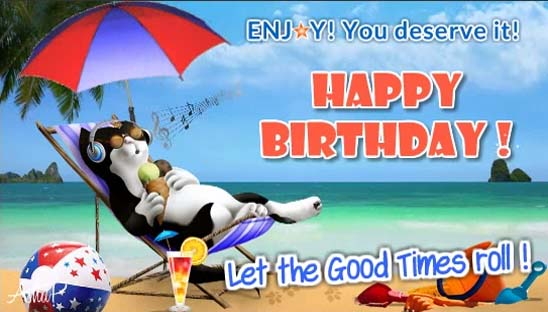 Happy Birthday Cards, Free Happy Birthday Wishes, Greeting