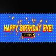 Happy Birthday Eve!