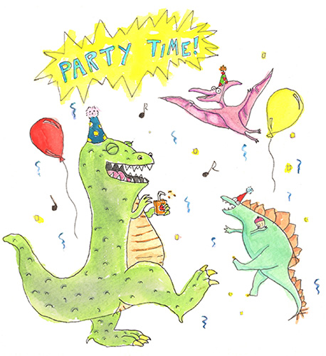 Dino Party!