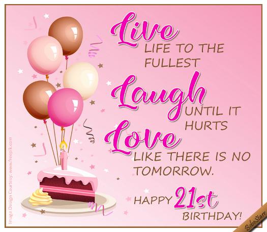 Live, Laugh, Love. Free Milestones ECards, Greeting Cards