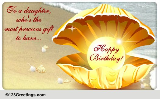 Birthday For Son Daughter Cards Free Wishes