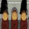 Singing Monks Happy Birthday To You.