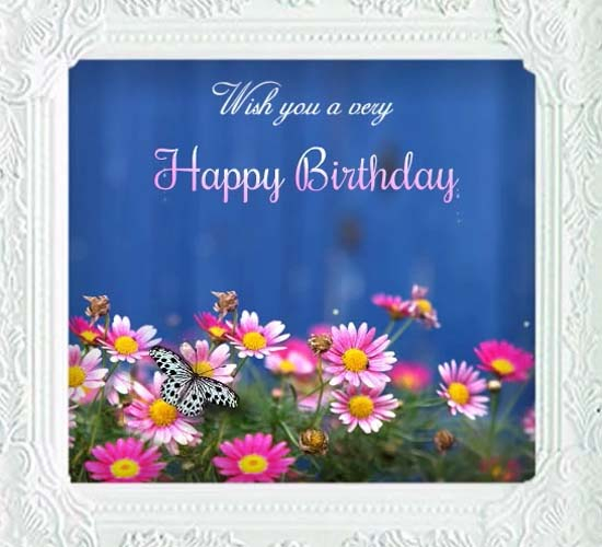 Birthday Wishes Cards Free Greeting