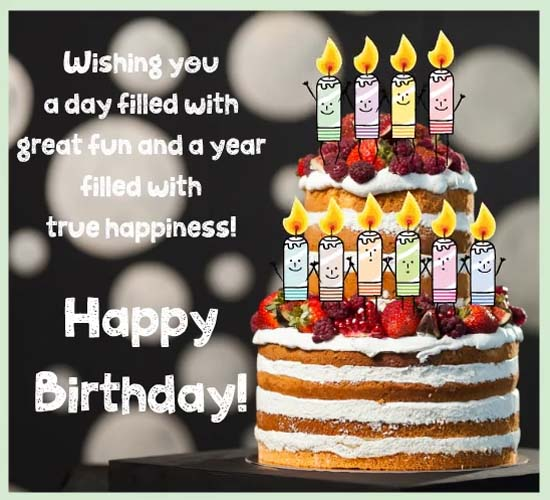 Birthday Wishes Cards, Free Birthday Wishes, Greeting Cards