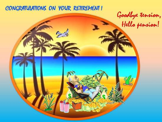 Wishes On Your Loved Ones  Retirement.