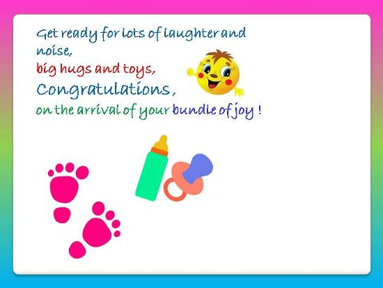 congratulations on the arrival free new baby ecards greeting cards 123 greetings