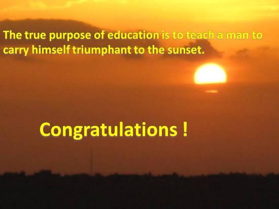Congratulations On Dear Ones Success Free Graduation