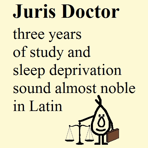 Juris Doctor - A Funny Law Grad Poem. Free Graduation ...