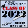 Congrats Class Awesome Achievement.