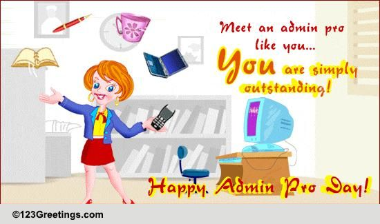 administrative professionals day u00ae fun cards  free