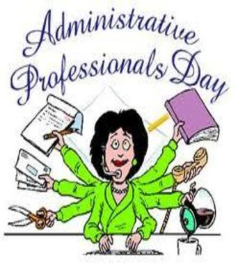 Admin Pro Day Wishes... Free Happy Administrative ...