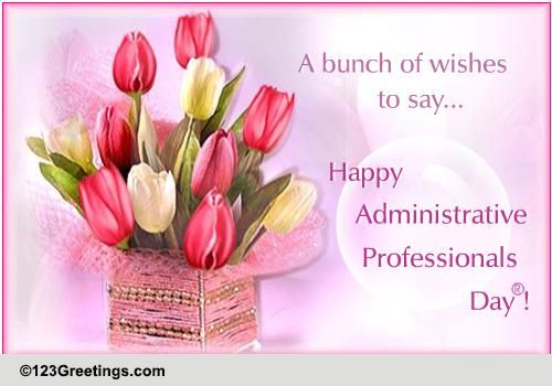 Administrative professionals day cards free administrative administrative professionals day cards free administrative professionals day wishes 123 greetings m4hsunfo